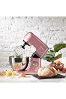 Cookplus Promix Ef802 Stand Mikser 1200W Mutfak Şefi Pink