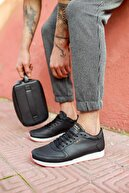 Stepsup Store Erkek Siyah Sneakers