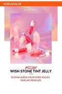 Missha Parlak ve Dolgun Görünen Dudaklar İçin  Uzun  Süre Etkili Tint Ruj Wish Stone Tint Jelly (OR01)
