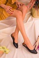 Soho Exclusive Siyah Kadın Sandalet 16216