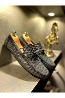 Treyler Ayakkabı Erkek Hakiki Deri Loafer Ayakkabı