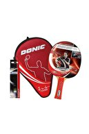 Donic Masa Tenisi Raket + Kılıf Set - ITTF Onaylı - 30898