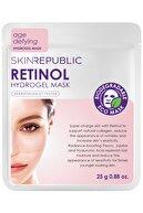 Skin Republic Retinol Hidrojel Yüz Maskesi 25 gr
