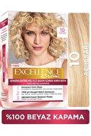 L'Oreal Paris Excellence Creme Saç Boyası 10 Açık Sarı