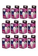 Philips Mycare Led Lamba 8w - 60w 6500k Beyaz Işık (12 Li Paket)
