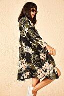 Bianco Lucci Kadın Multi Desenli Kimono 10951021