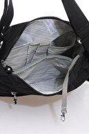 Smart Bags Smbk1118-0001 Siyah Kadın Sırt Ve Omuz Çantası