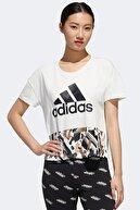 adidas W U-4-u Crop T Kadın Tişört