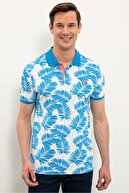 US Polo Assn Mavı Erkek T-Shirt
