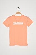 New Balance Çocuk Spor T-Shirt - KTT918-PNK