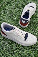 Bambi Beyaz Beyaz Erkek Sneaker E01871000109