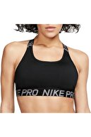 Nike Kadın Spor Bra Cn5265-010 Classic Pro T Back