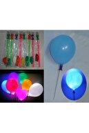 yakpen Işıklı Balon - Doğum Günü Süsü - Dekoratif Süs