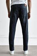 Massimo Dutti Erkek Stonewash Slim Fit Jean 00053063