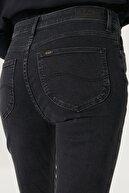 Lee Kadın Antrasit Scarlett High Skinny Fit Denim Esnek Jean Kot Pantolon