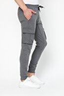 Moda Karel Erkek Kargo Cep Eşofman Altı