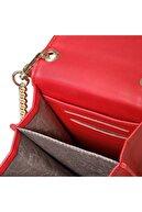 Nine West BECCA2 1 FX Kırmızı Kadın Çapraz Çanta 101031672