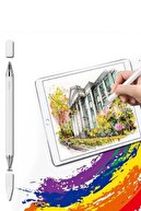Fuchsia Apple / Iphone / Ipad Pro / Mini / Air / Android / Microsoft / Surface Için Dokunmatik Akıllı Kalem