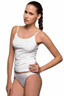 Kom Kadın Ten Basic Top Pamuklu Atlet BA0636201