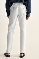 Massimo Dutti Erkek Denim Görünümlü Jogging Fit Pantolon 00042042