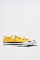 Trendyol Shoes Sarı Kadın Sneaker TAKSS21SN0008