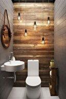 Grootland Dekoratif Ahşap Tuvalet Kağıtlığı / Dergilik / Kitaplık / Gazetelik