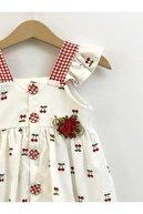 Cherrys Bebek Kirazlı Çocuk Elbise