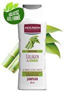 Mousson Kolajen Ve Bambu Içeren Yoğunlaştırıcı Hacim Veren Sülfatsız Şampuan 385 ml