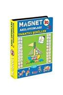 Diytoy Manyetik Yaratıcı Şekiller Magnet Akıl Oyunları Diytoy