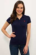 US Polo Assn Kadın  Lacivert  Polo T-shırt 1227451