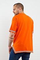 Densmood Çizgi Detay Kısa Kollu T-shirt