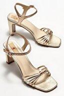 Elle Topuklu Sandalet