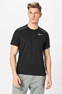 Nike Erkek T-shirt - M Nk Dry Miler Top Ss - Aj7565-010