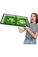 Devrim Teknoloji 49 Lastikli Futbol Slingpuck Şut Ve Gol Hızlı Sapan Masa Üstü Futbol Oyunu