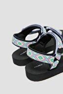 Pull & Bear Düz Spor Sandalet
