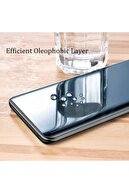 Sunix Xiaomi Mi Note 10 Lite 3d Uv Liquid+uv Light Tam Yapışan Cam Ekran Koruyucu Asyacpstore