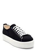 Derimod Kadın Siyah Sneaker