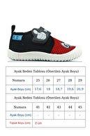 Gezer Çocuk Anaokulu Kreş Ve Günlük Hava Alabilen Kaydırmaz Ayakkabı Panduf- Altın Adım Ayakkabı