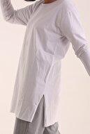 nasibe Kadın Uzun Kol Içlik- Beyaz
