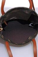 US Polo Assn Us8716 Kahverengi Kadın Omuz Çantası