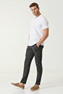 Network Erkek Comfort Fit Beyaz Polo Yaka T-shirt 1078122