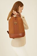 US Polo Assn Taba-taba Kadın Sırt Çantası Us8371