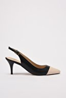 Trendyol Shoes Siyah Kadın Klasik Topuklu Ayakkabı TAKSS21TO0081