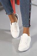 Ayakkabı Modası Kadın Beyaz Spor Ayakkabı