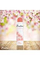 Emotion Fresh Bouquet 3'lü Kadın Deodorant 150ml x 3