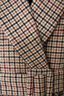 TRENDYOLMİLLA Çok Renkli Kemerli Blazer Ceket TWOAW21CE0147