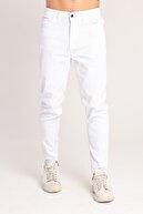 Catch Rahat Kalıp Beyaz Jean 3994-q