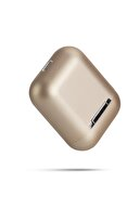 TrkTech Airpods 2. Nesil i12 Gold Bluetooth Kulaklık Muhteşem Ses Performansı