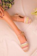 Soho Exclusive Renkli Kadın Sandalet 14790