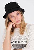 Addax Kadın Siyah Şapka